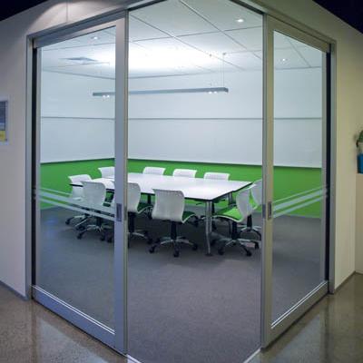 Corner meeting CS AluSealed Cavity Slider