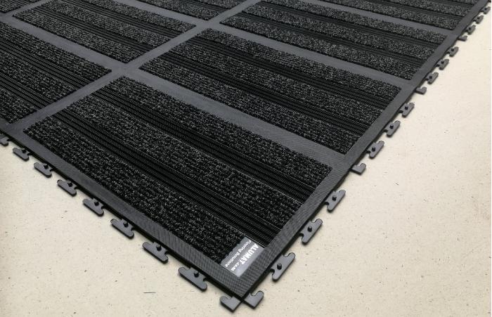 Modular entrance matting