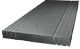 Graphite infused EPS for superior insulating qualities