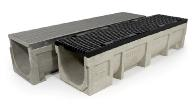 200 x 225mm Polymer Concrete Channel