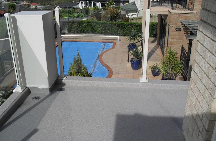Decking PVC Waterproofing Membrane