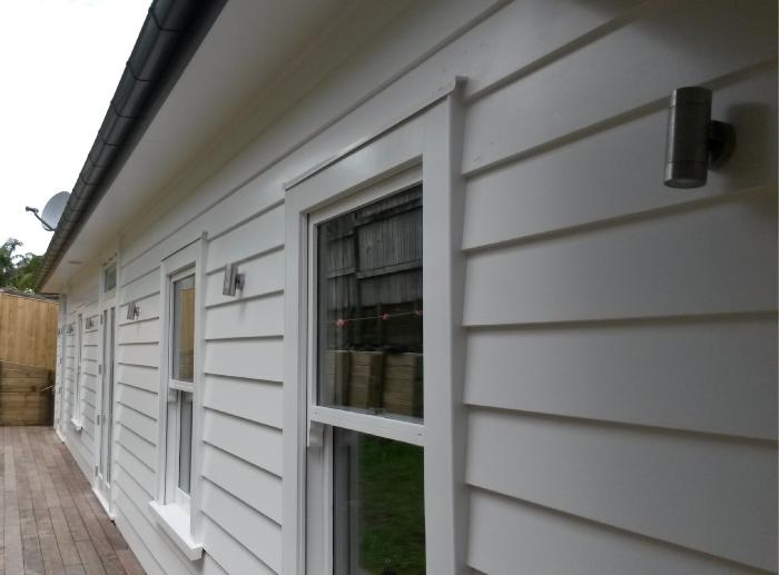 view more pictures: https://goo.gl/AhztP0  Thinking of dark weatherboards? Find our unique and durable solution here: https://goo.gl/Nfe1wQ