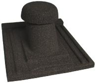 The Gerard Sanitary Vent Tile designed for Gerard Alpine and Gerard Rockport.