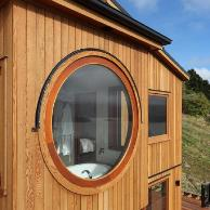 Charteris Bay, Western Red Cedar,
