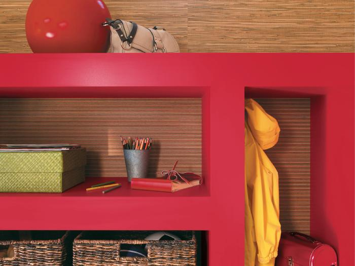 Formica ColorCore Spectrum Red