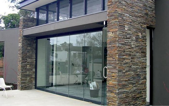 SUMNER Ledgestone Poolburn Schist Panel Miproducts NZs Building Produc